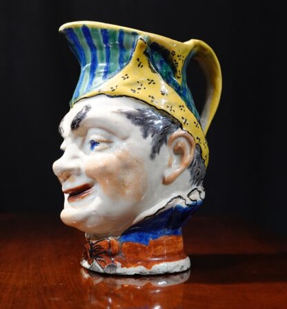French Revolution Faience jug- Georges Danton