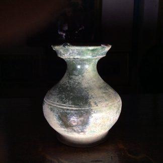 Han dynasty jar, 206BC-221AD -0