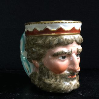 Derby Neptune mug, C. 1800 -0
