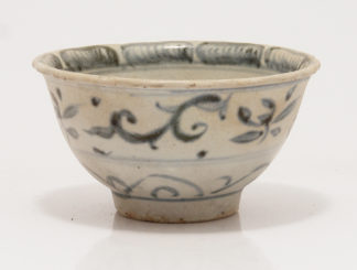 Hoi An Shipwreck: Vietnamese wine cup, 15th century -0