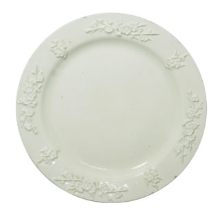A Bow Prunus Plate