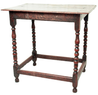 17th Century Oak Table