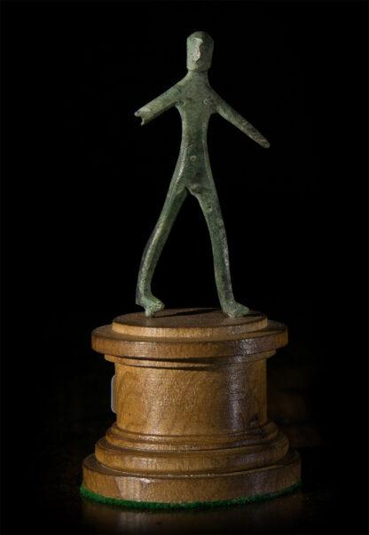 Etruscan bronze figure, Umbria, Circa Mid 5th Century B.C. -0