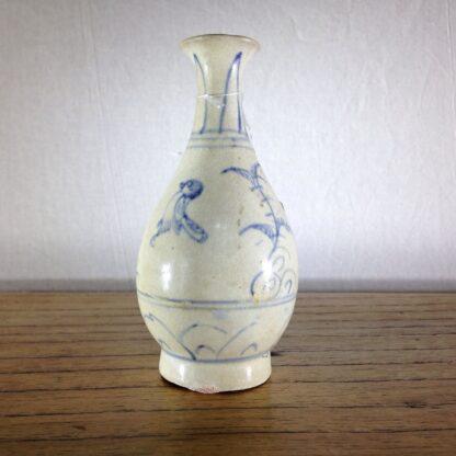 Hoi An Shipwreck vase, birds, 15th century-6761