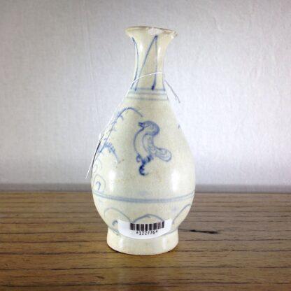 Hoi An Shipwreck vase, birds, 15th century-0
