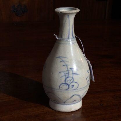 Hoi An Shipwreck vase, birds, 15th century-709