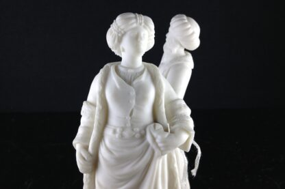 Pair Minton figures of Turks, 1857 -2790