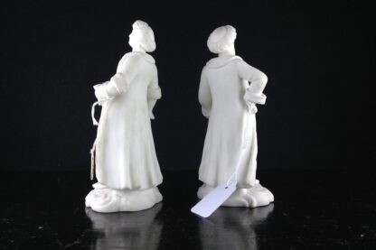 Pair Minton figures of Turks, 1857 -2791