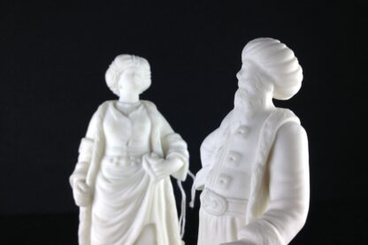 Pair Minton figures of Turks, 1857 -2792