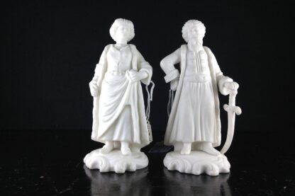 Pair Minton figures of Turks, 1857 -2793