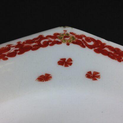 Bow octagonal plate, Kakiemon Quail pattern,C. 1765 -4199