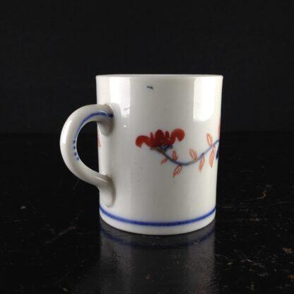 Doccia coffee can, Imari garden pattern, c. 1770 -4406