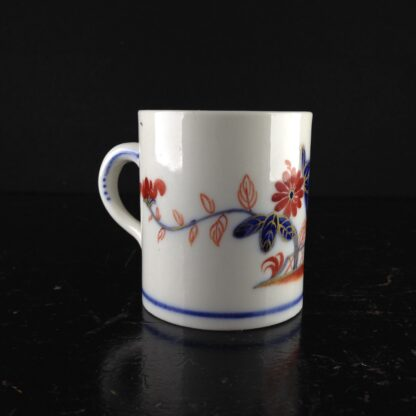 Doccia coffee can, Imari garden pattern, c. 1770 -4407