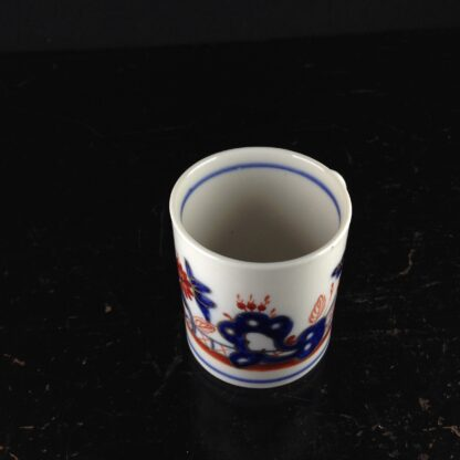 Doccia coffee can, Imari garden pattern, c. 1770 -4408