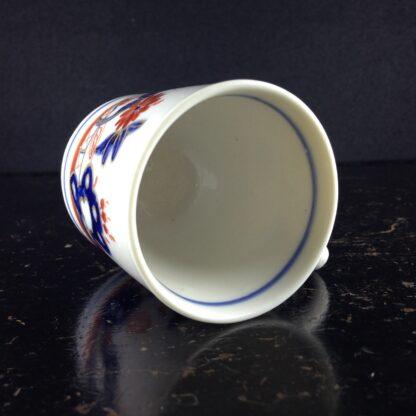 Doccia coffee can, Imari garden pattern, c. 1770 -4412
