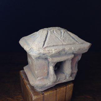 Majapahit (ancient Java) model house, 15th century AD -0
