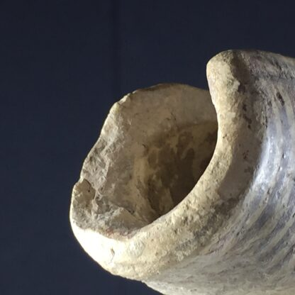 Iranian buffware zoomorphic vessel, 8th-7th century BC -9455