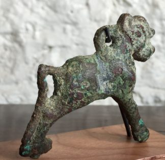 Bronze horse, Warring States, 475-221 BC -0