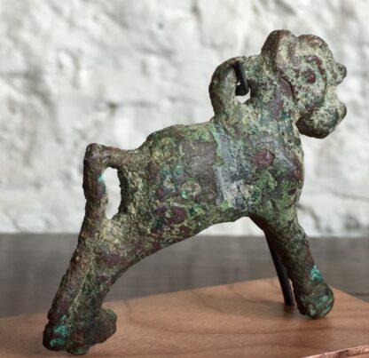 Bronze horse, Warring States, 475-221 BC -0