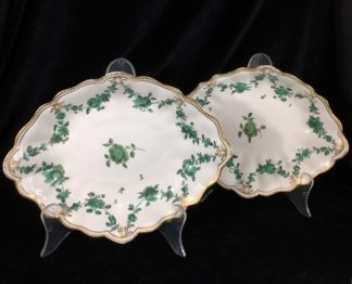 Pair of Chelsea-Derby serving dishes, C. 1770 -0