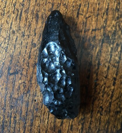 Falling Star - Indochinite tektite, teardrop form -20878