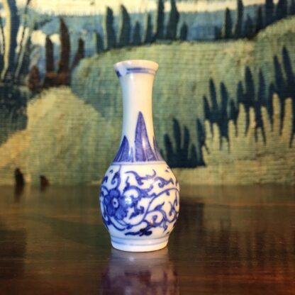 Miniature Chinese vase, from the Hatcher shipwreck, C. 1645 -28815