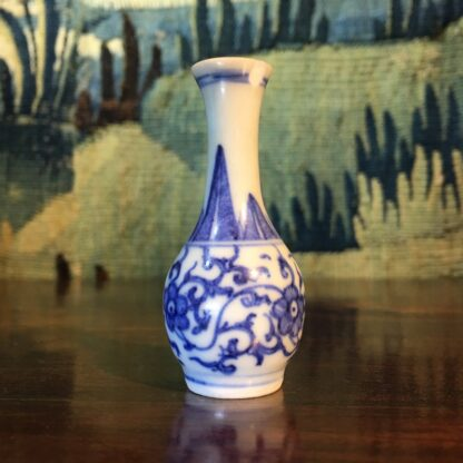 Miniature Chinese vase, from the Hatcher shipwreck, C. 1645 -28816