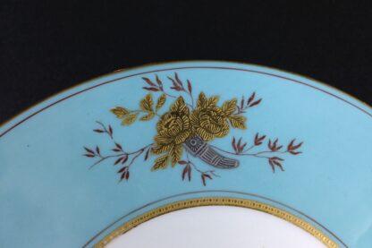 Wedgwood Bone China Plate, scenic, C. 1870-2364