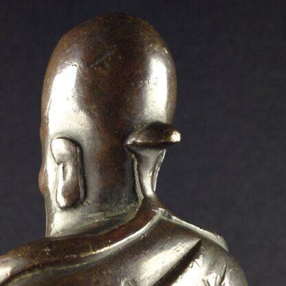 Japanese bronze sage, 18th-19th century-3974