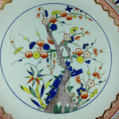 Spode plate, Tree of Life pattern 282, C. 1810 -4144