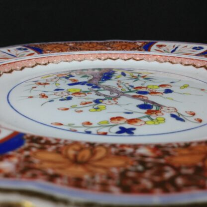 Spode plate, Tree of Life pattern 282, C. 1810 -4153