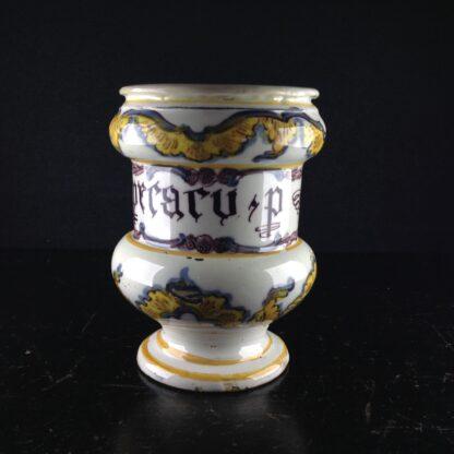 Italian Alberello, Savona, c.1740-4552