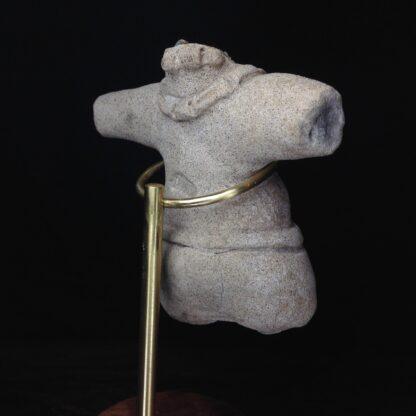 Pre-Columbian figure, Veracruz, Gulf of Mexico 300-600AD-4601