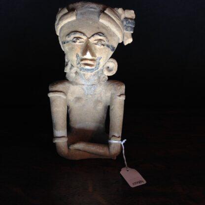 Pre-Columbian figure, Colima (Mexico) 200BC - 200AD-4648