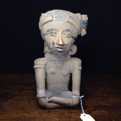 Pre-Columbian figure, Colima (Mexico) 200BC - 200AD-0
