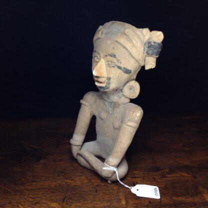 Pre-Columbian figure, Colima (Mexico) 200BC - 200AD-4651