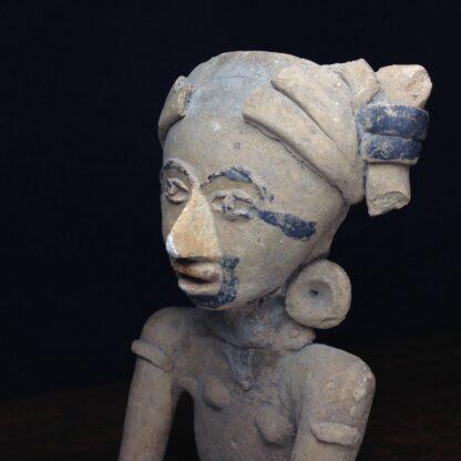 Pre-Columbian figure, Colima (Mexico) 200BC - 200AD-4652