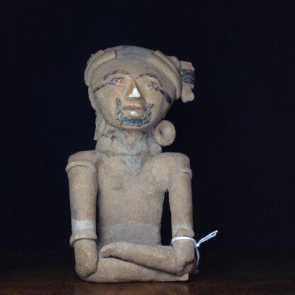 Pre-Columbian figure, Colima (Mexico) 200BC - 200AD-4654