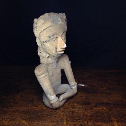 Pre-Columbian figure, Colima (Mexico) 200BC - 200AD-4655