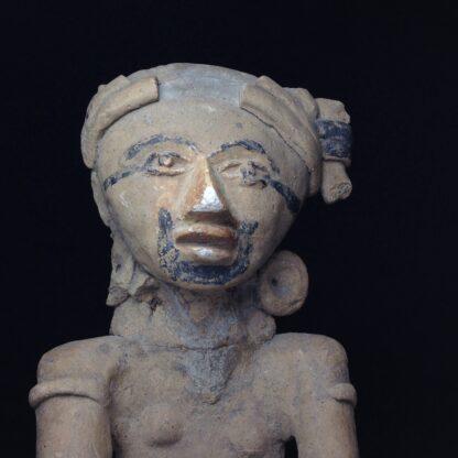 Pre-Columbian figure, Colima (Mexico) 200BC - 200AD-4657