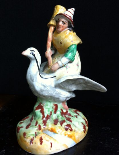 Staffordshire 'mother goose', C. 1900 -0