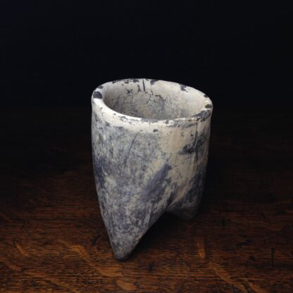 Neolithic Chinese 'Li' vessel, Longshan period, 2,500 - 2,000 BC. -4723