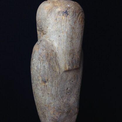 Egyptian Ptah-Sokar-Osiris wood figure, 3rd Intermediate, 1085-656 BC -4864
