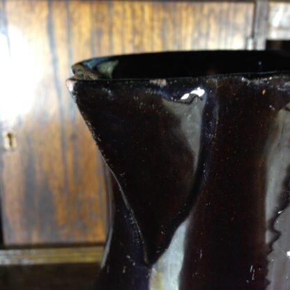 Large Jackfield jug, C. 1765 -4982