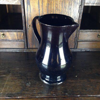 Large Jackfield jug, C. 1765 -4983