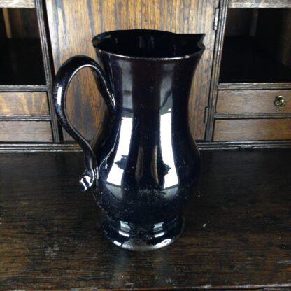Large Jackfield jug, C. 1765 -4984