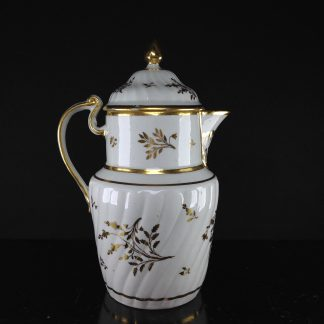 Chamberlains Worcester toast water jug, circa 1795 -0