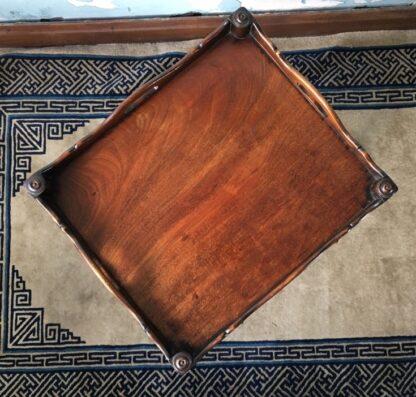 George III mahogany bedside cabinet, C. 1790 -24879