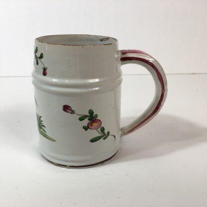 French faience mug with chinoiserie, C. 1770 -23181