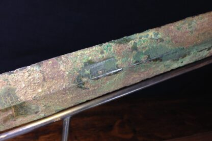 Han dynasty bronze sword, Warring States period, 403-221 BC -5079